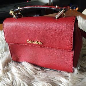 Calvin Klein Red crossbody bag